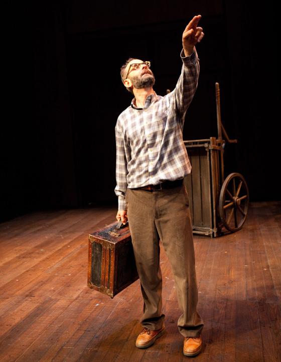 Alon Nashman as Hirsch