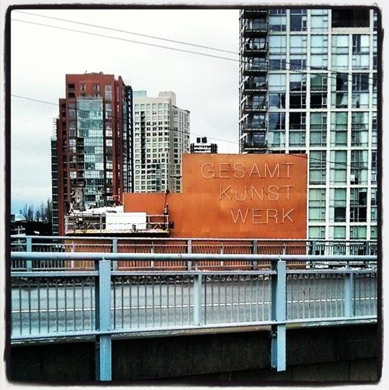 GesamtKunstWerk Vancouver
