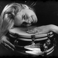 Lauri Lyster in The Drummer Girl