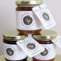 Le Meadows Pantry preserves