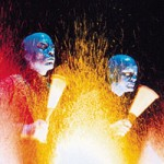 One Big Blue Party at the Queen E as Blue Man Group Perform in Vancouver