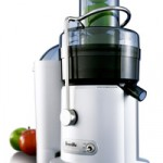Contest: Win a Breville Juice Fountain Plus and a SPUD Organic Juicing Box
