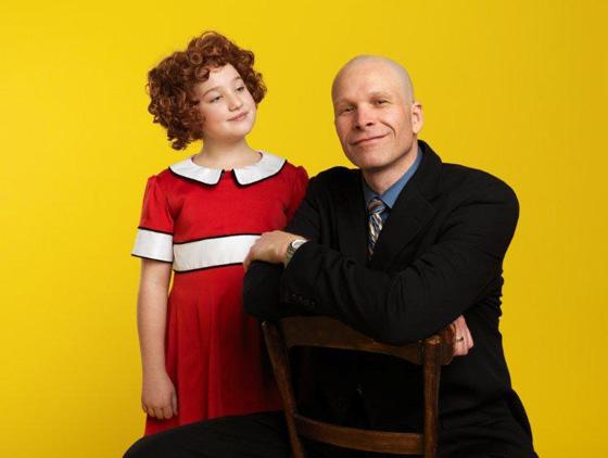 Julia MacLean and Steve Maddock