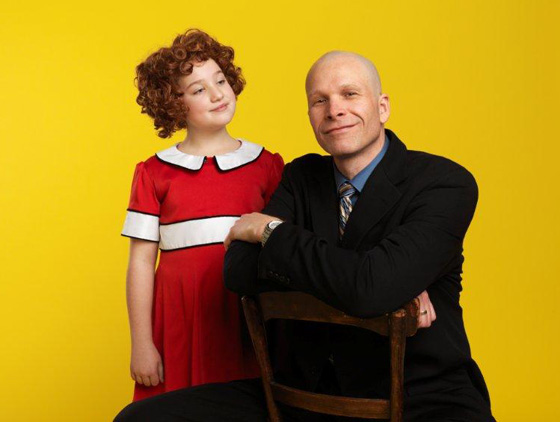 Julia MacLean and Steve Maddock