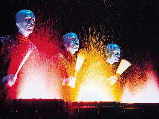 National Tour of Blue Man Group
