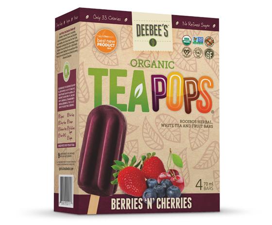 DeeBee's TeaPops