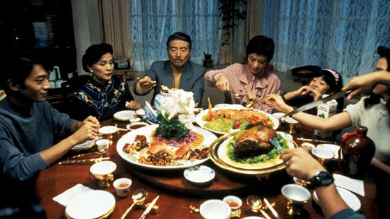 Eat Drink Man Woman film still