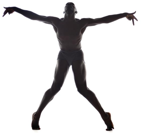 Ballet BC dancer Gilbert Small