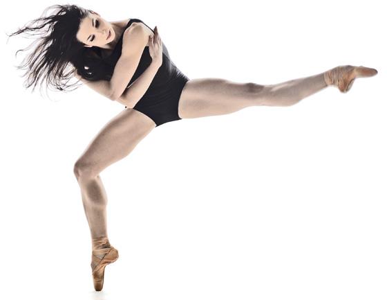 Ballet BC dancer Racheal Prince