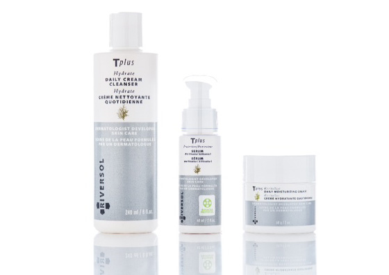 Riversol for redness product line