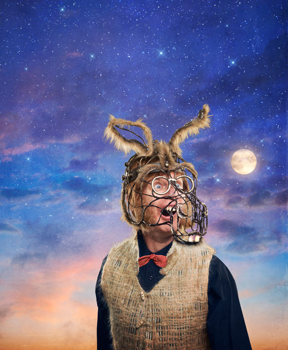 Scott Bellis in Midsummer Night Dream