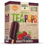 DeeBee's TeaPops™: A Frozen Organic Treat to Greet Spring