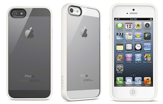 Belkin View Case for iPhone 5/5s