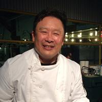 Chef Jovanni Sy and Bong-Bong