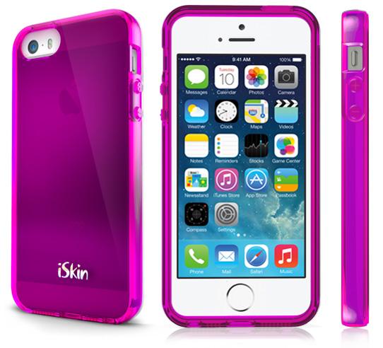 iSkin Claro in Diva Pink