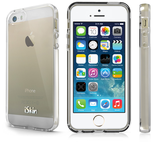 iSkin Claro for iPhone 5/5S