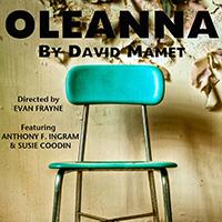 Oleanna Poster Bleeding Heart Theatre