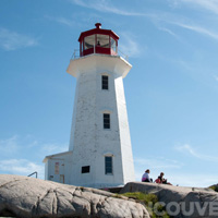 Peggy's Cove Lighthouse, Nova Scotia