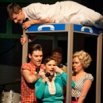 Red Rock Diner: An Ode to Rock 'n' Roll at The Arts Club Theatre