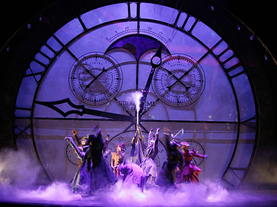 Wicked National Tour Show