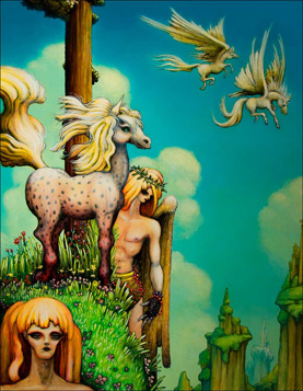 Sky Ponies, Jim Cummins
