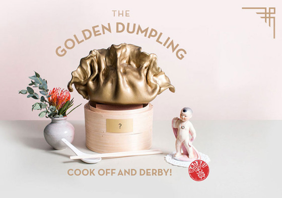 Vancouver 2014 Golden Dumpling Cook Off poster detail