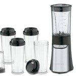 Summertime Drinks and Smoothies Made Easy with Cuisinart's Portable Compact Blending/Chopping System