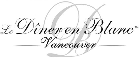 Diner en Blanc Vancouver logo