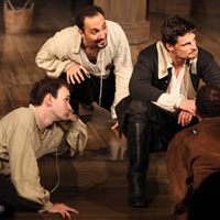 Bard on the Beach Equivocation