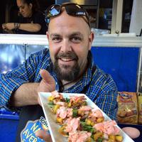 Chef Josh Wolfe