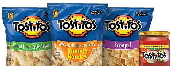 Tostitos products