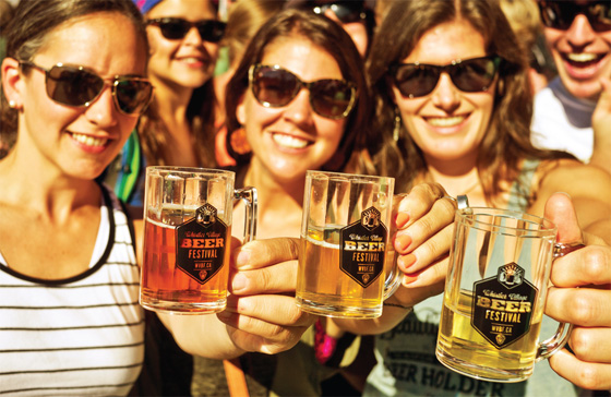 2014 Whistler Village Beer Festival