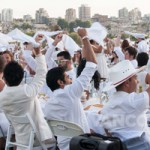 Third Annual Dîner en Blanc Vancouver Draws Over 3,500 Attendees to Yaletown's David Lam Park