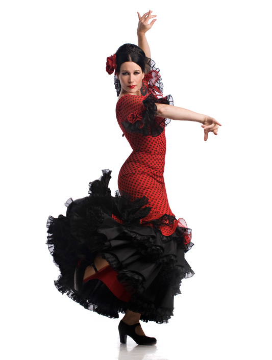 Karen Flamenco; photo by David Cooper