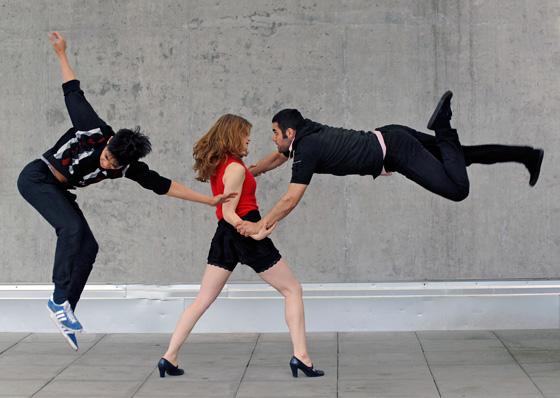 Kinesis Dance; photo by Chris Randle