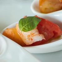 Provence Marinaside tomato menu preview