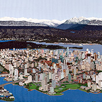Sola Fiedler Vancouver tapestry detail