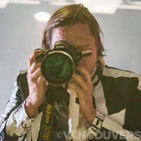 Win Butler of Arcade Fire