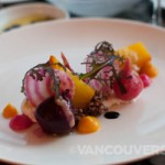 Artfully Presented Dishes, Locally-Sourced Ingredients Key to Araxi Whistler's Allure