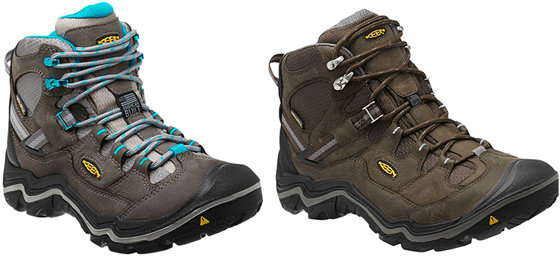 KEEN Durand mid hiking shoe