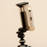 JOBY GripTight mount for iPhone