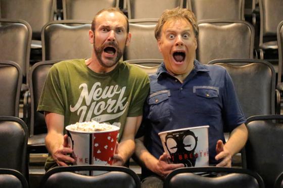 Jon Paterson and Kurt Fitzpatrick