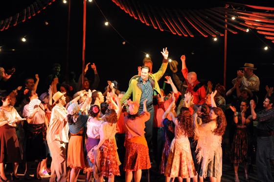 Canadian Opera Company's Carmen