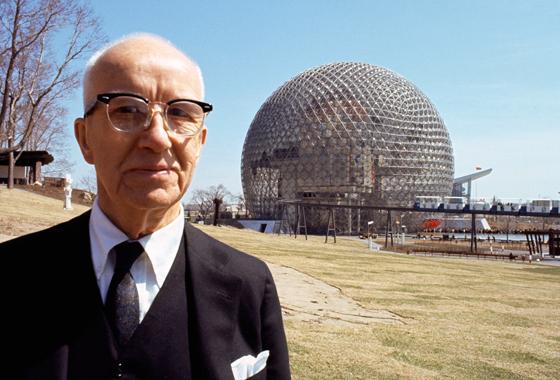 The Love Song of R. Buckminster Fuller