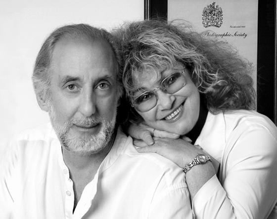 Trevor and Faye Yerbury