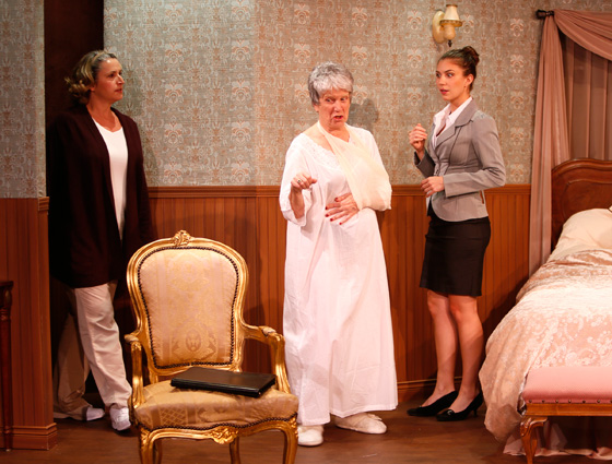the portrayal of the life of a woman in three tall women by edward albee Earning a pulitzer and three best play awards for 1994, edward albee has, in three tall women one woman, at three different points of her life.