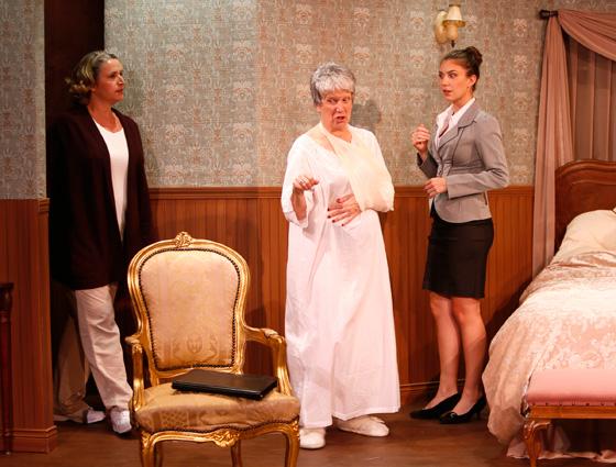 Beatrice Zeilinger, Anna Hagan, Meaghan Chenosky