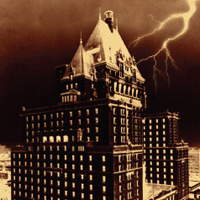 Halloween at Hotel Vancouver poster