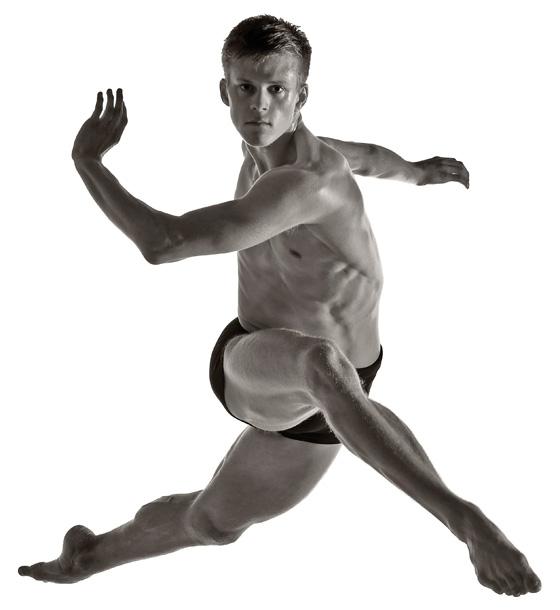 No.29 Ballet BC dancer Scott Fowler