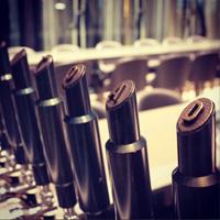 Steel Toad tap handles